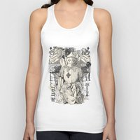 knight Tank Tops featuring Knight by Tshirt-Factory