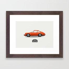 1968 Porsche 912 Framed Art Print