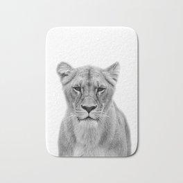 Lioness Bath Mat