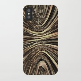 Falling Toward Earth iPhone Case