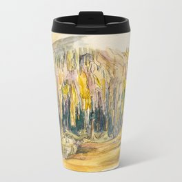 Carlsbad Cavern National Park Metal Travel Mug