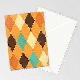 Circus Pattern #1 Stationery Cards