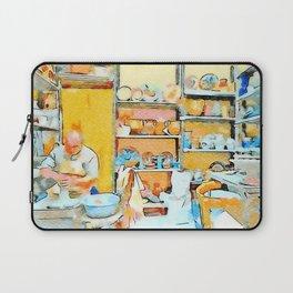 Ceramist craftsman Laptop Sleeve