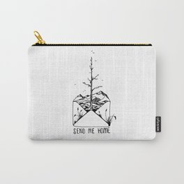 Send Me Home Carry-All Pouch