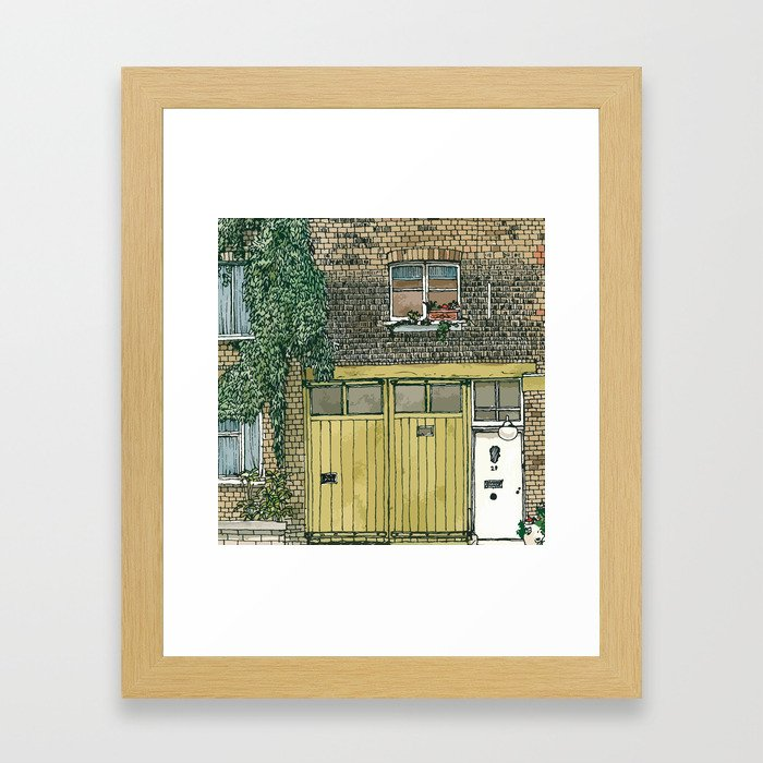 MEWS 2 Framed Art Print