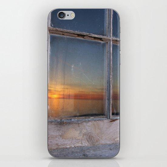 Window Sunset  iPhone & iPod Skin