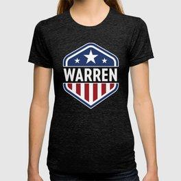 Patriotic Warren T-shirt