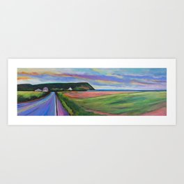Cape Blomidon Art Print