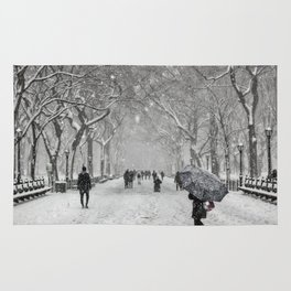 New York Winter Rug