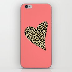 Wild Love II iPhone Skin