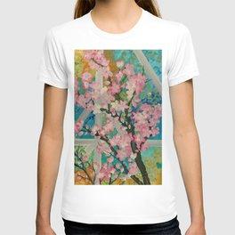 Prunus serrulata T-shirt
