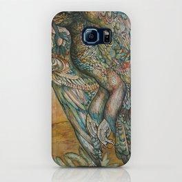Eagle & the cedar branch iPhone Case
