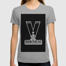 BUNNYHEAD BLACK T-shirt