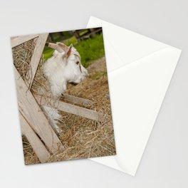 Little billy goat Stationery Cards
