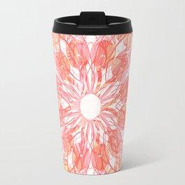 Hyper Brights Mandala Travel Mug