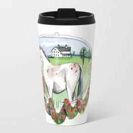 Silly Pony Travel Mug