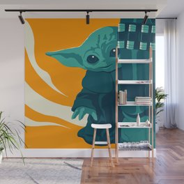 """The Child"" by Matt Kehler Wall Mural"