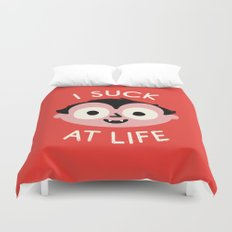 Reality Bites Duvet Cover