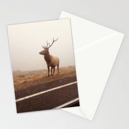 From the mist Stationery Cards