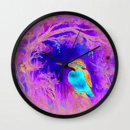 Morgenglühen Wall Clock