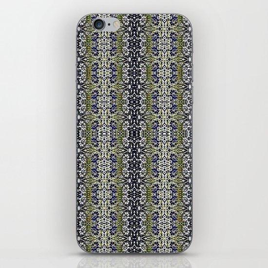 Lacy Seas iPhone & iPod Skin