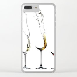 Sirens Call Clear iPhone Case