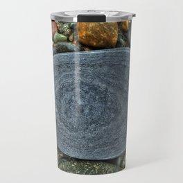 Beach Geology Travel Mug