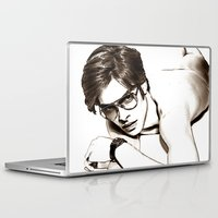 ford Laptop & iPad Skins featuring Tom Ford by arnedayan