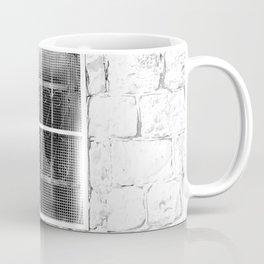 Old City Window Coffee Mug