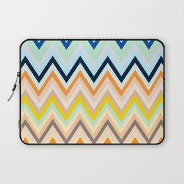 Colorful chevron Laptop Sleeve