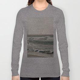 you, me & the sea Long Sleeve T-shirt