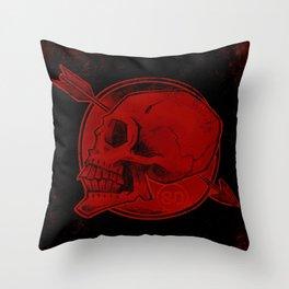 arrowHeadV3 Throw Pillow