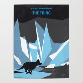 No466 My The Thing mmp Poster