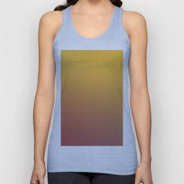 SHADY HONEY - Minimal Plain Soft Mood Color Blend Prints Unisex Tank Top