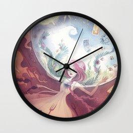 Personal Eden Wall Clock