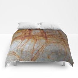 Rusty Boxy Comforters