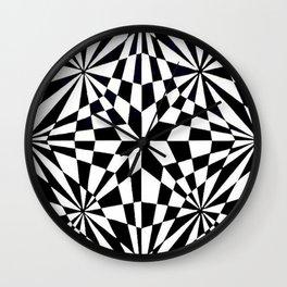 optical Wall Clock