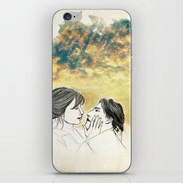 Pleasure Delayer iPhone Skin