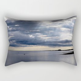 Shine that light. Rectangular Pillow