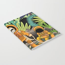 Lost contact Notebook