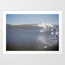 OceanSeries9 Art Print
