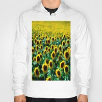 infinity Hoodies featuring Infinity by Robin Curtiss