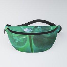 Fresh Green Clover Dew Fanny Pack