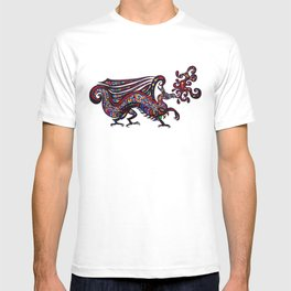 Chakra Dragon *no border* T-shirt