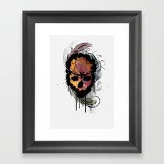 destroyed Framed Art Print