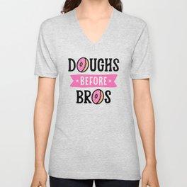 Doughs Before Bros Unisex V-Neck