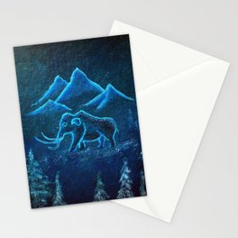 A Mammoth Journey Stationery Cards