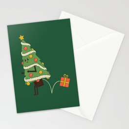 Here's Your Present Stationery Cards