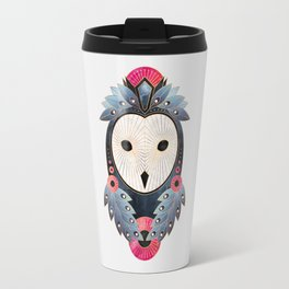 Owl 1 - Light Travel Mug