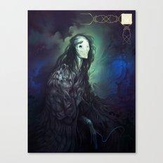 Loreln'widu Canvas Print